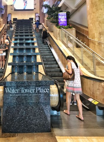 Water Tower Place, Chicago