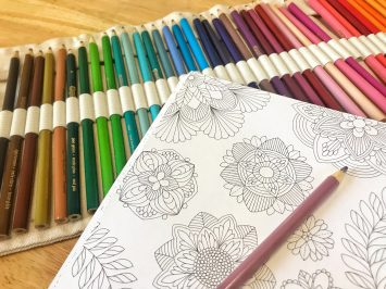 Stuff to Color for Adults