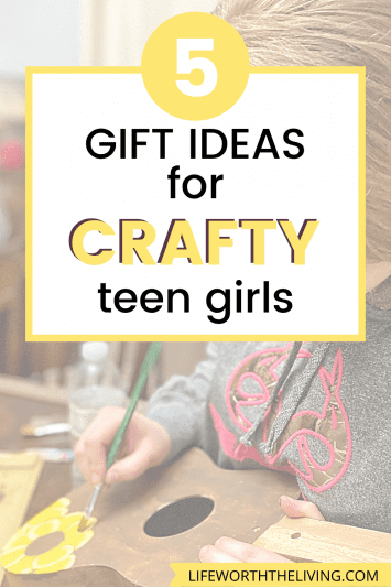 Gift ideas for crafty teen girls