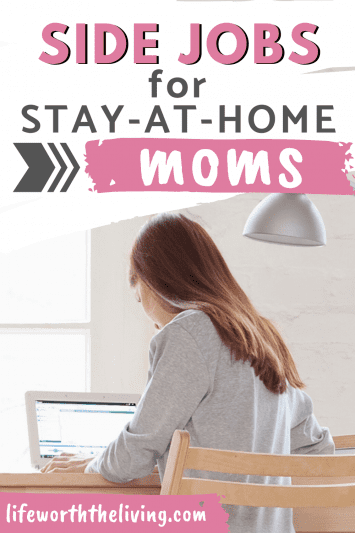Side Jobs for Stay-at-Home Moms